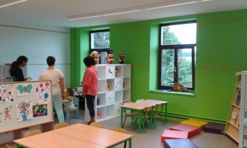 Inauguration de l'école de Jeneffe rénovée