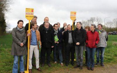 ECOLO se mobilise pour que le Trajet En Construction Liège-Marche devienne réalité