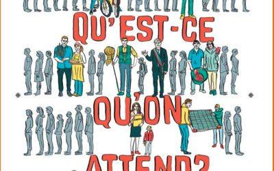 «Qu'est-ce qu'on attend?»: ciné-débat le 18 mars