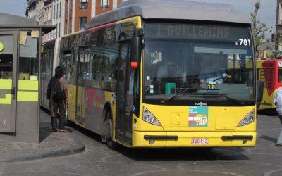 Des bus + nombreux et + accessibles sur la ligne Liège-Marche !